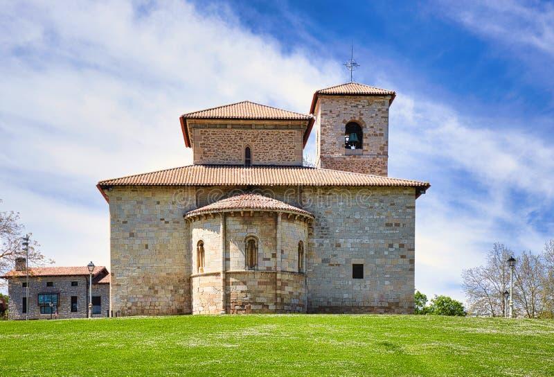 ST. Prudencio hermitage stock images