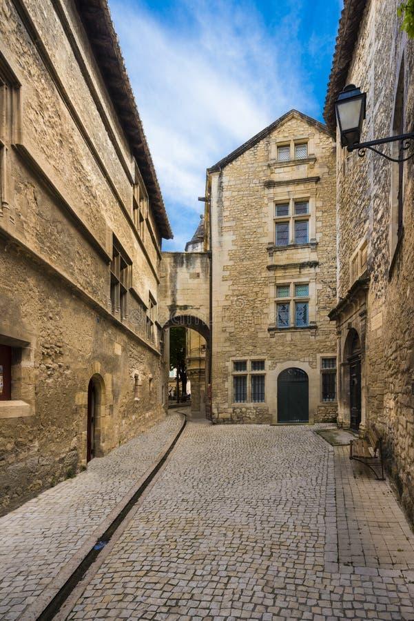 St.-Remy-De-Provence-Geburtsort von Nostradamus stockfoto