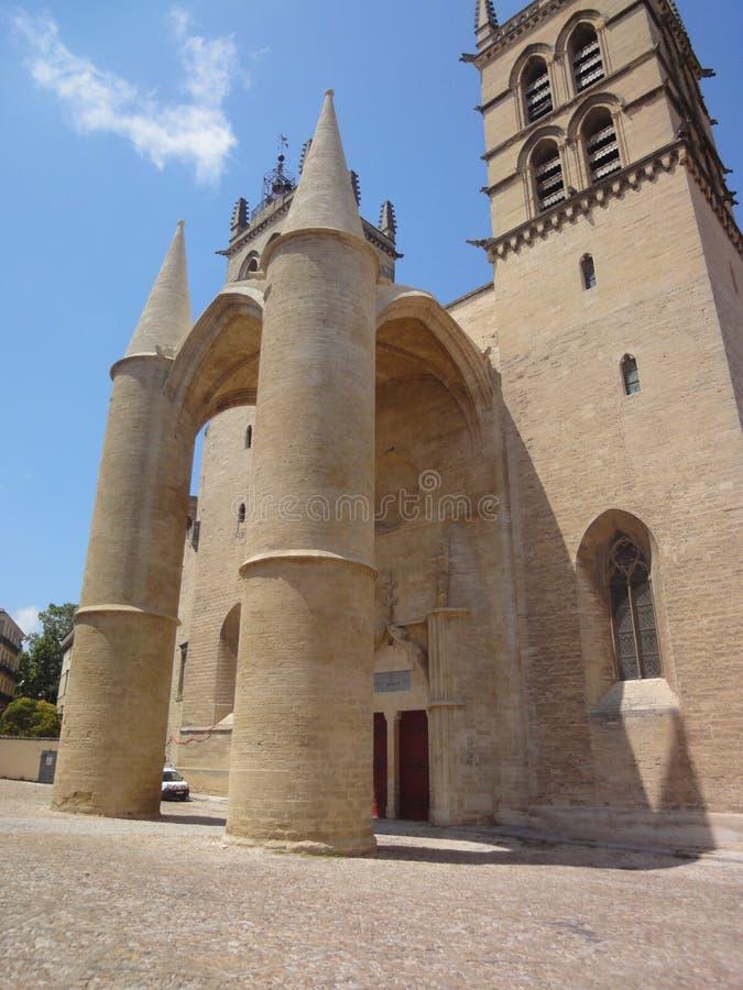 ST-Roch εκκλησία, Μονπελιέ, Γαλλία στοκ φωτογραφίες με δικαίωμα ελεύθερης χρήσης