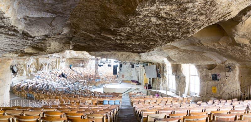 St. Samaan Tanner Hall, Heiliges Samaan Tanner Monastery stockfotografie