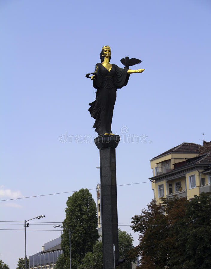 St. Sofia royalty-vrije stock fotografie