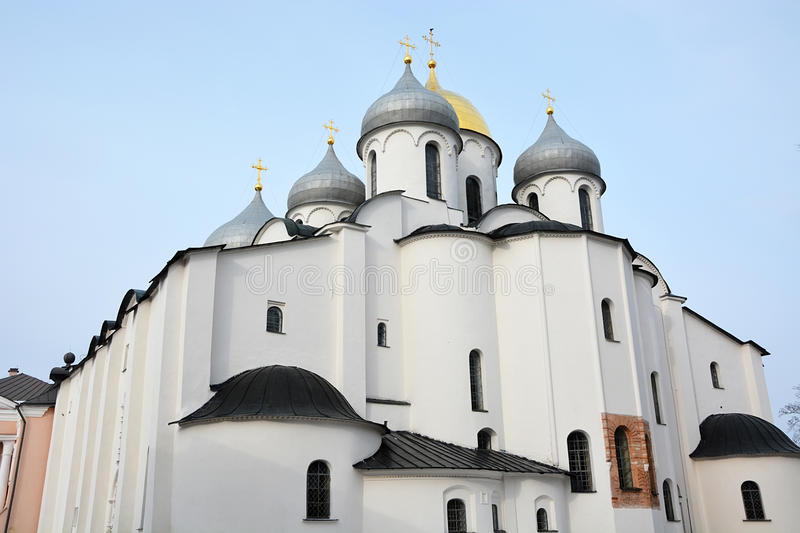 St Sofia Cathedral stock afbeelding