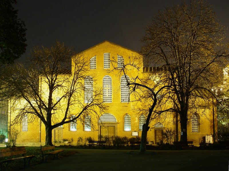 St Sofia church royalty free stock photos