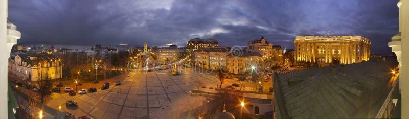 St Sophia Cathedral et la maison des ministres photo libre de droits