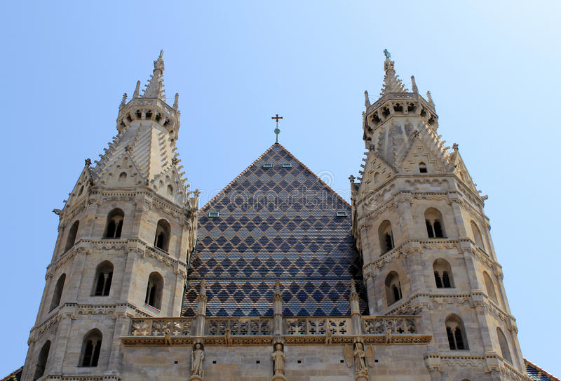 Download St. Stephan Cathedral In Vienna Stock Photo - Image: 26640904