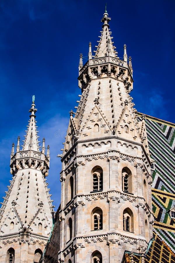 Download St Stephan Kathedraal In Wenen, Oostenrijk Stock Afbeelding - Afbeelding bestaande uit outdoors, christen: 39108875