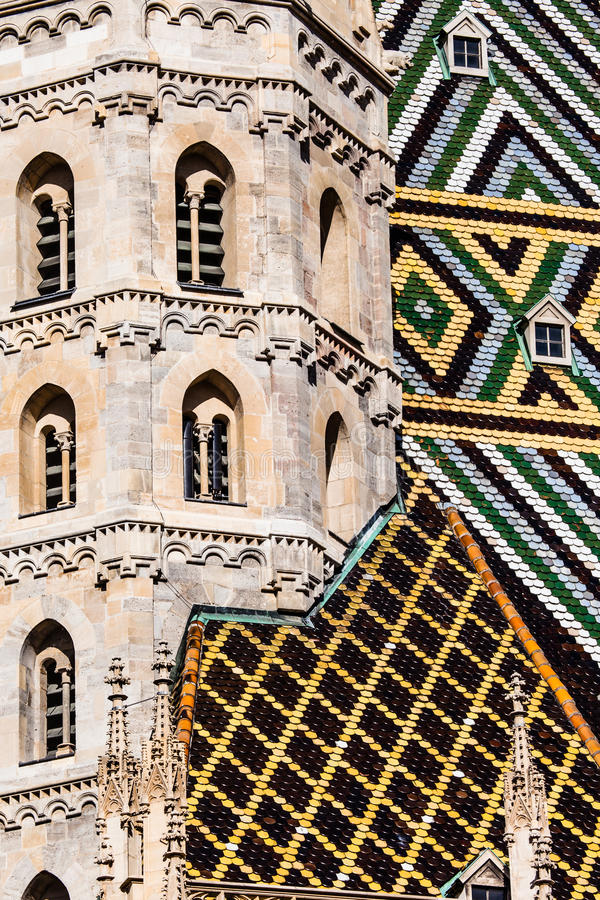 Download St Stephan Kathedraal In Wenen, Oostenrijk Stock Afbeelding - Afbeelding bestaande uit architectuur, oriëntatiepunt: 39109693