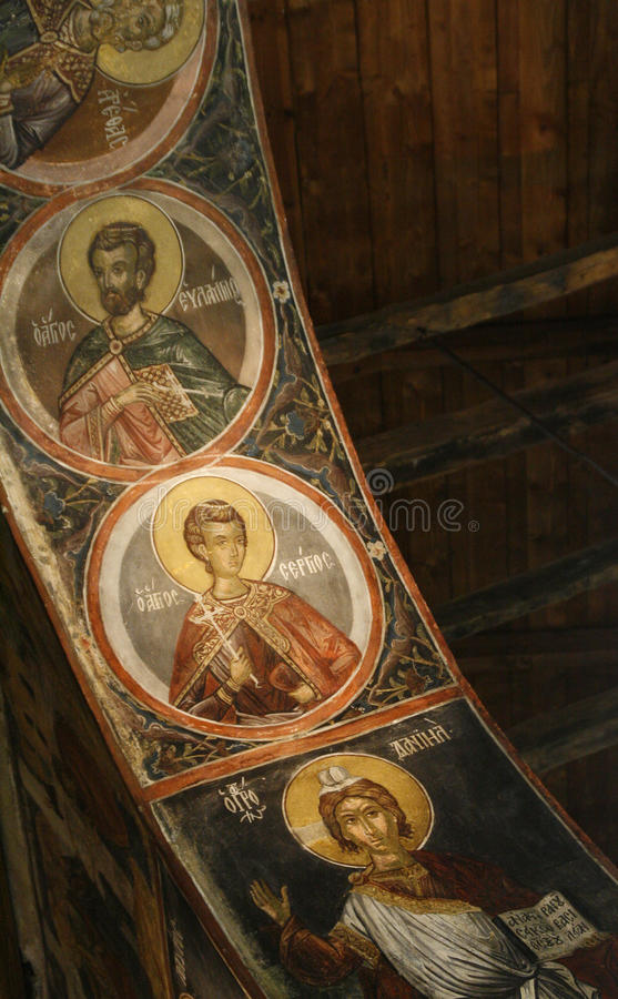 Download St. Stephen Church In Nessebar. Bulgaria Royalty Free Stock Photography - Image: 26528817