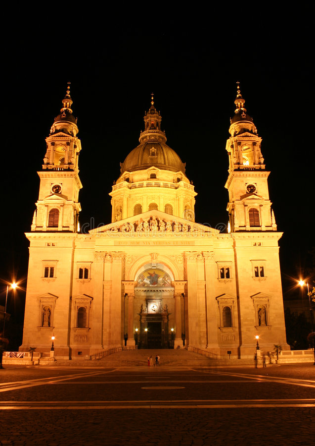 Download St Stephen's Basilica Royalty Free Stock Image - Image: 3110836
