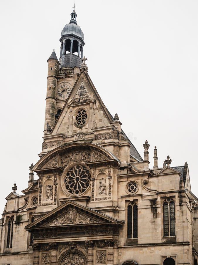 St Stephen ` s kościół góra jest miejscem Katolicki cześć zdjęcie royalty free