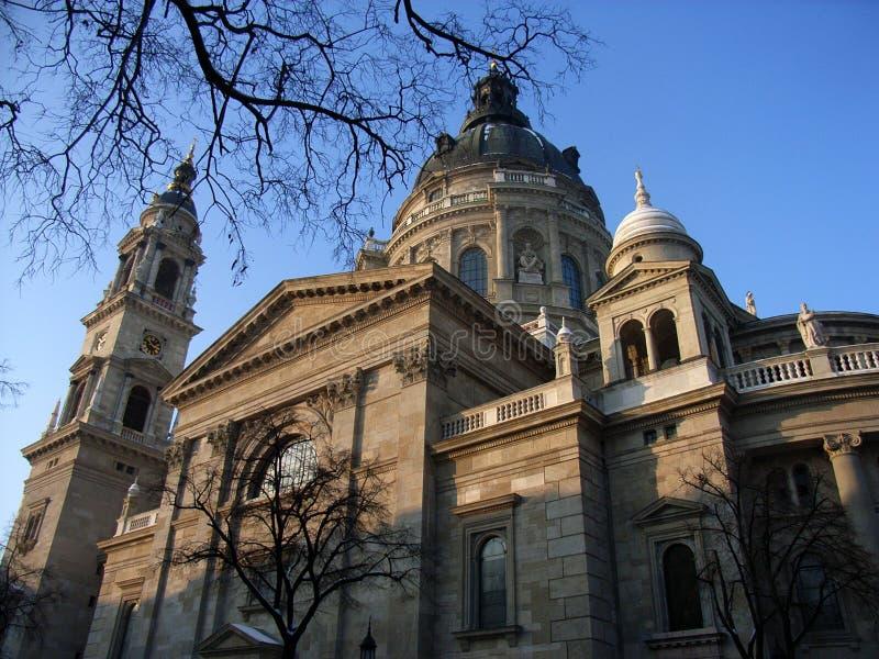 Download St. Stephens Basilica, Budapest Stock Image - Image: 12647859