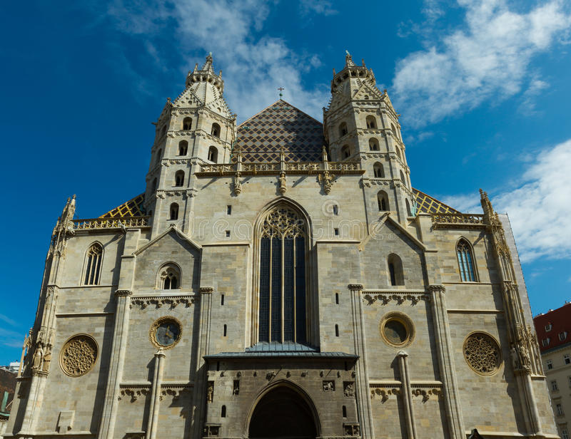 Download St Stephens Cathedral stock image. Image of outdoors - 26550283