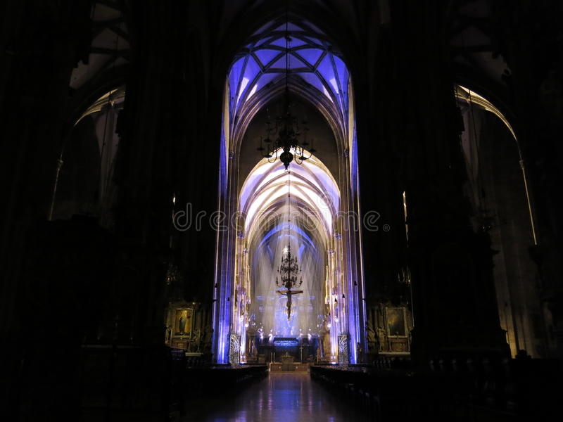 St. Stephens Cathedral royalty free stock image