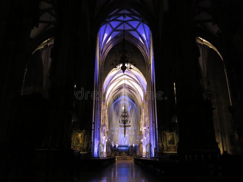 St. Stephens katedra  obraz royalty free