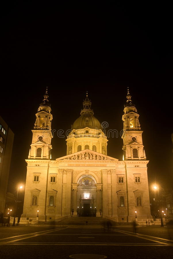 Download St. Steven Cathedral, Budapest, Hungary Stock Image - Image: 22869231