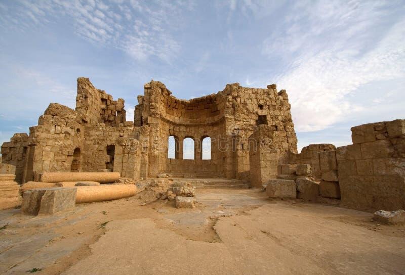 st syria för basilicarasafasergius royaltyfri bild