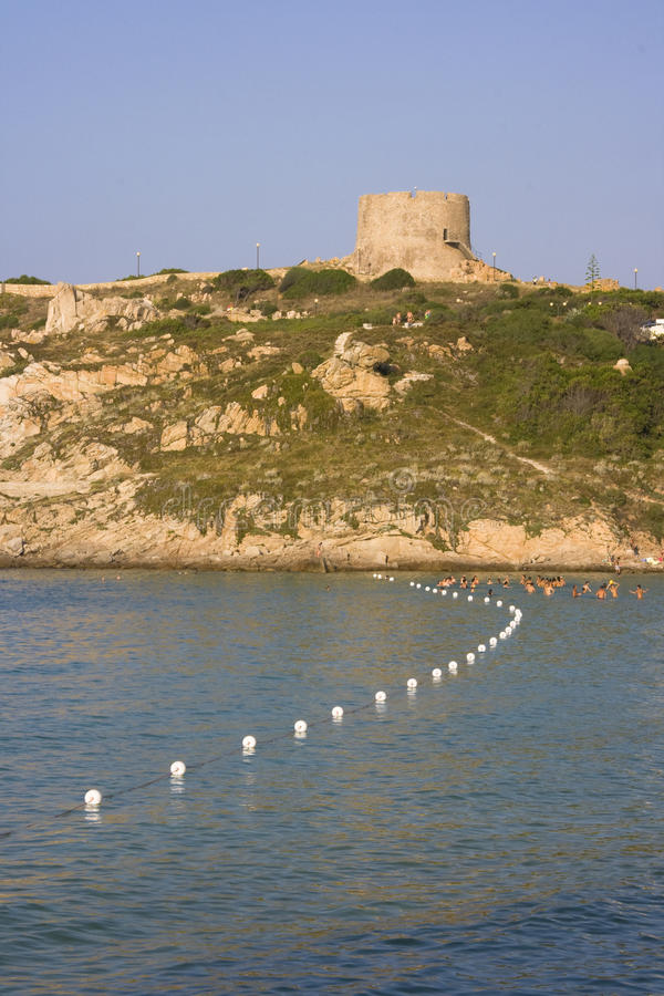 St Teresa - Sardegna, Italia fotografie stock libere da diritti