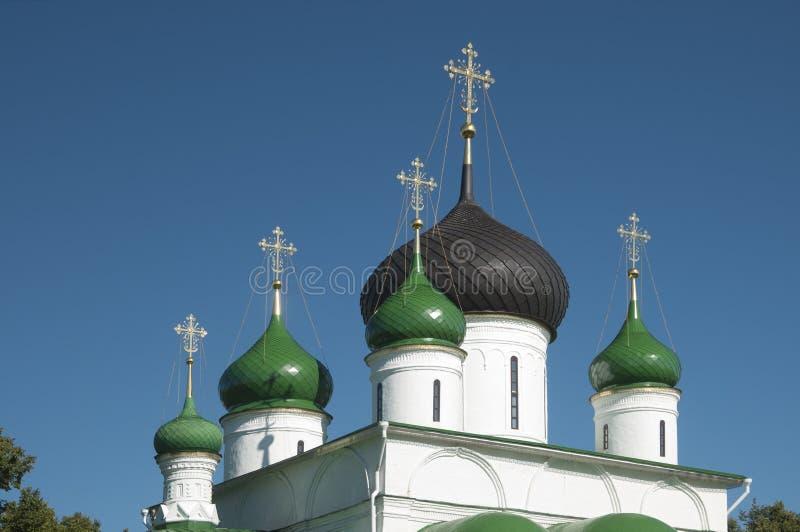 St Theodor klooster, de Kathedraal van de grote Martelaar theo royalty-vrije stock afbeeldingen