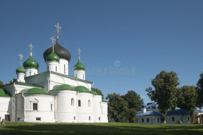 St Theodor klooster, de Kathedraal van de grote Martelaar theo royalty-vrije stock foto