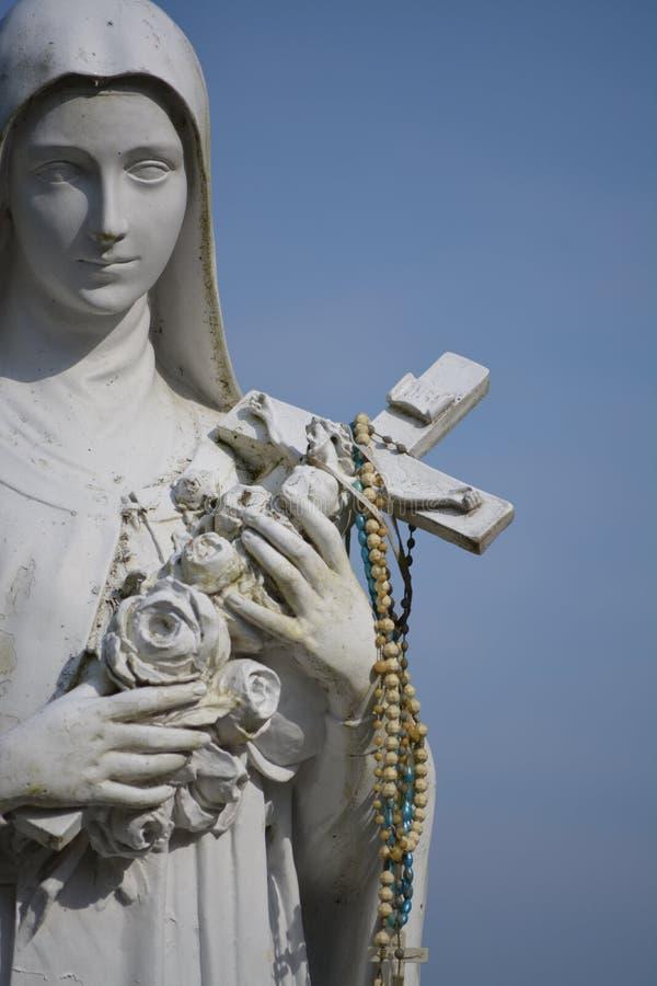 St Theresa (2) arkivfoto