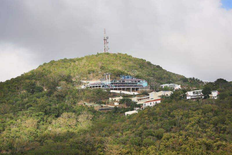 St. Thomas, карибский стоковые фотографии rf