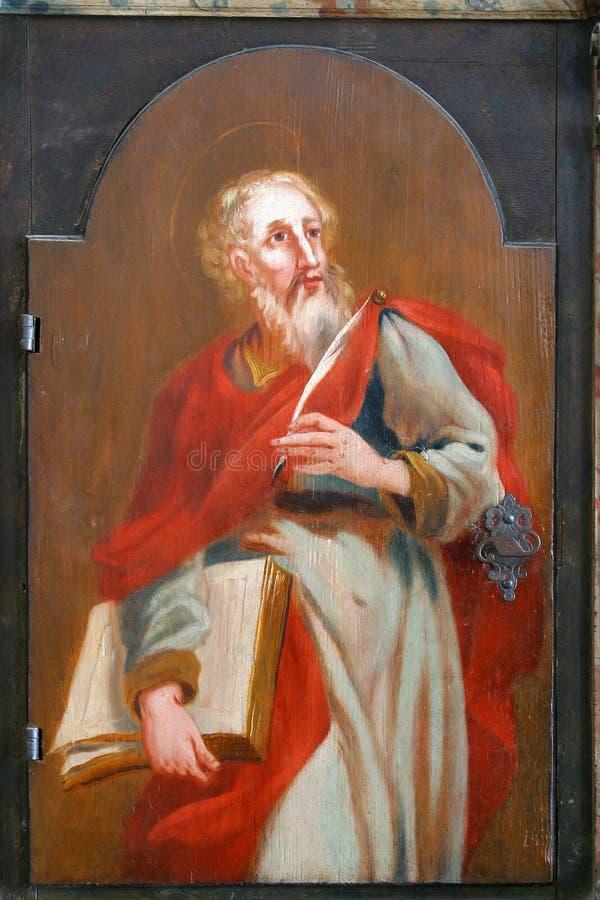 St Thomas aposteln arkivfoto