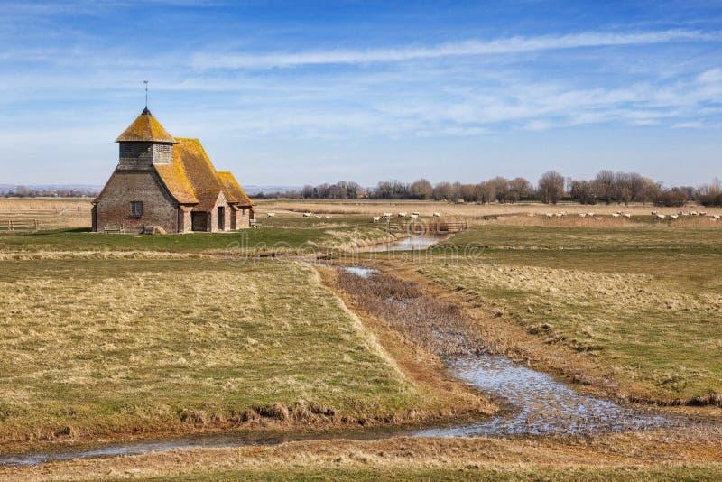 St Thomas Becket Church stockfotografie