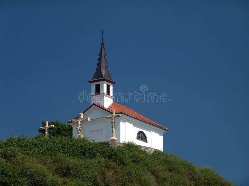 St. Thomas chapel stock photo