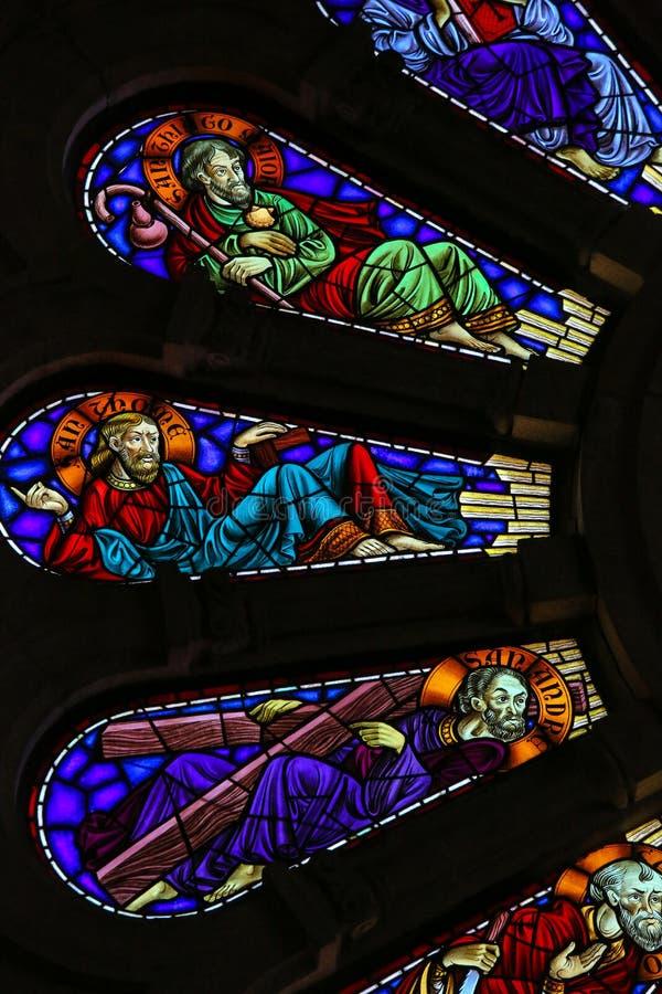 Download St Thomas, St Andrew Y San Jaime Imagen de archivo - Imagen de santos, santo: 44858385