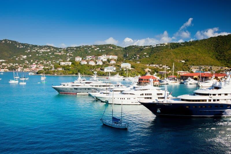 St. Thomas, US Virgin Islands royaltyfri bild