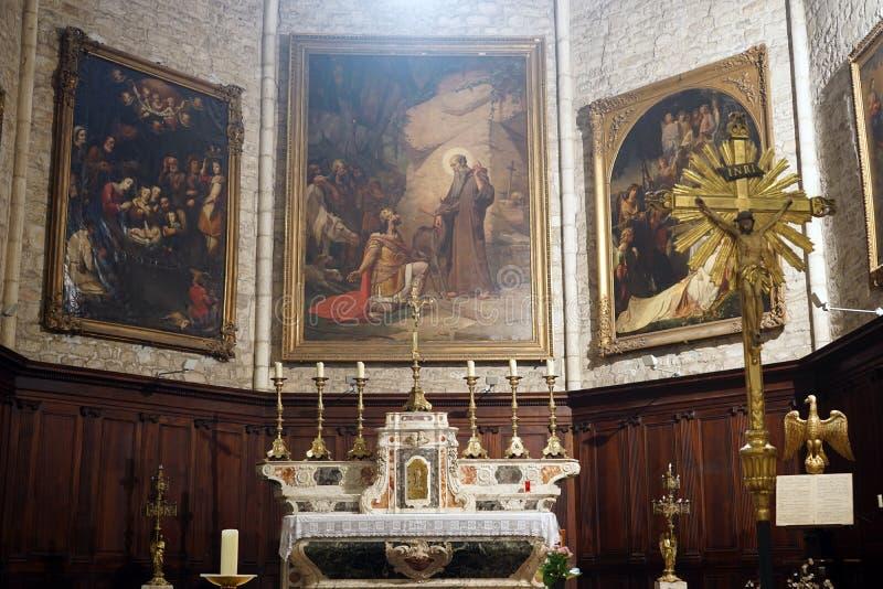 St Trophime obrazy royalty free