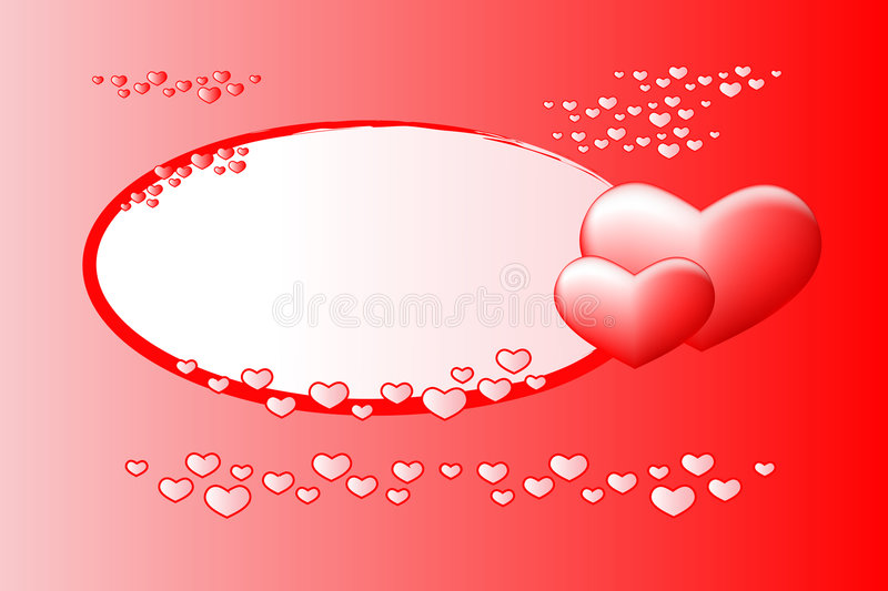 Download St. Valentine's Day Card Stock Photos - Image: 7644953