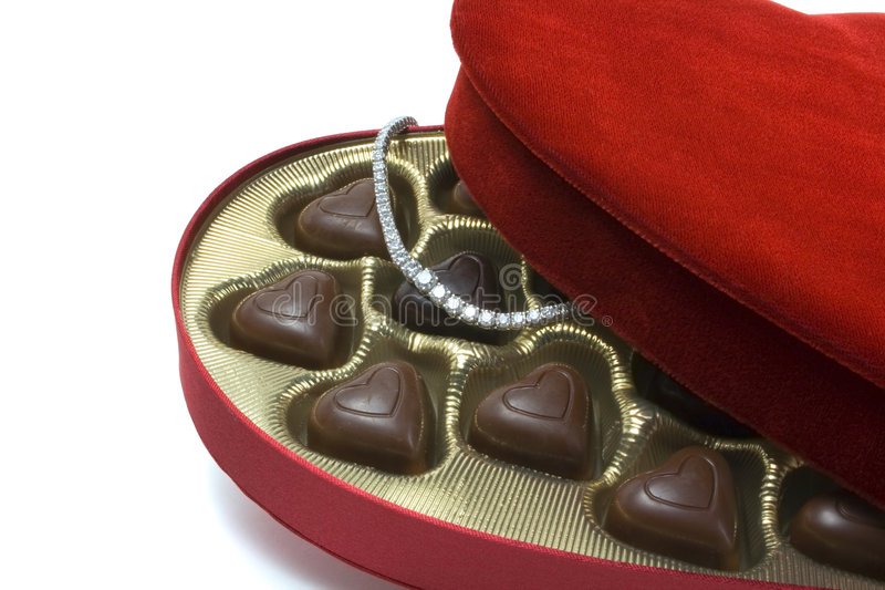 Download St. Valentine's Day Surprise Stock Image - Image: 1734129