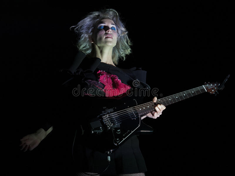 St Vincent Editorial Stock Image