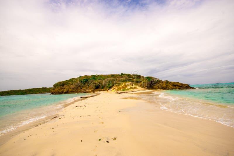 St Vincent för Tobago Caysgranatäppelsafter royaltyfri foto