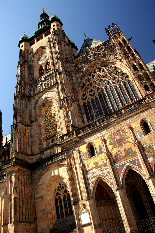 Free St.Vitus Catedral Stock Photos - 3376413