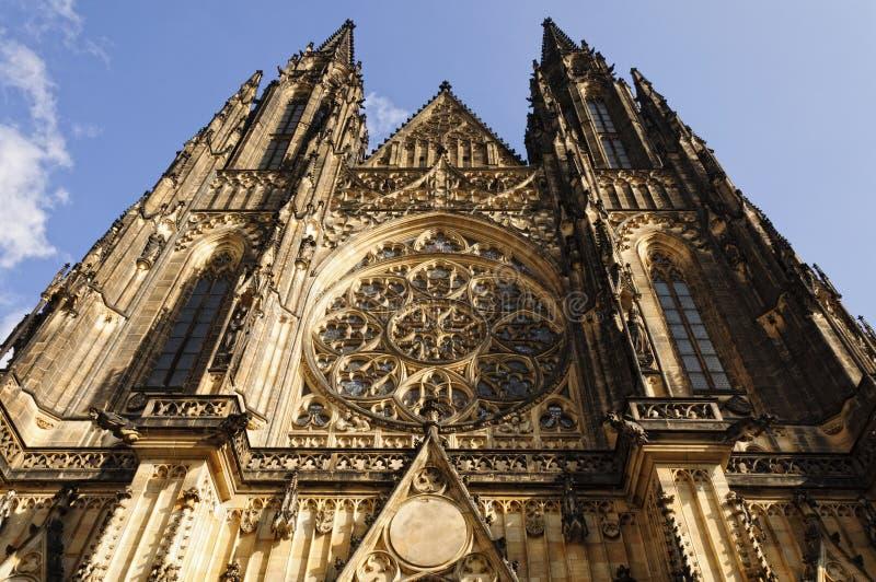 St. Vitus Cathedral fotos de archivo libres de regalías