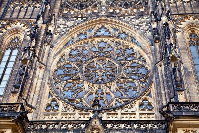 St.Vitus Kathedraal stock fotografie