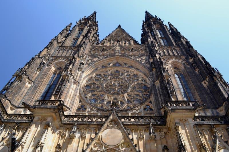 St Vitus in Prague - Czech Republich - Europe