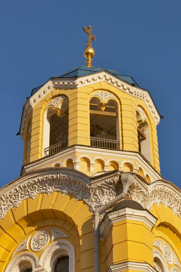 St Volodymyr Cathedral in Kiev, Ukraine stock photo