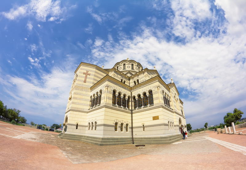 St Volodymyr s Cathedral  in Sevastopol