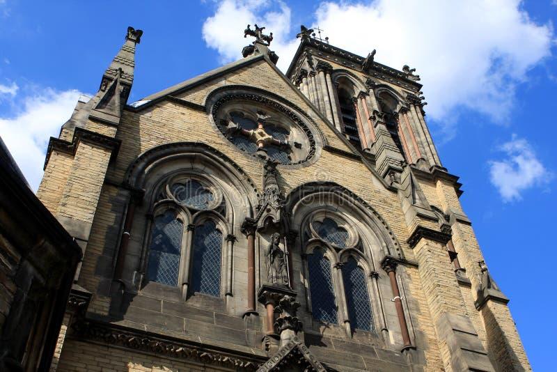 St Wilfrid, York fotografia stock libera da diritti
