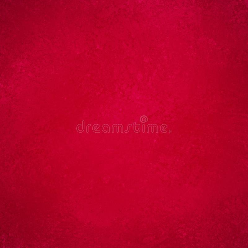 Stały czerwony tło papier z rocznika grunge tekstury projektem