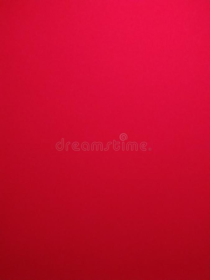 Stały Czerwony tło, Zgłębia - czerwonego kolor fotografia royalty free