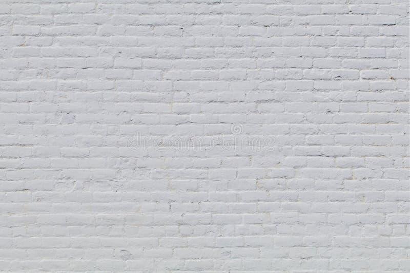 Stały stary ściana z cegieł obraz royalty free