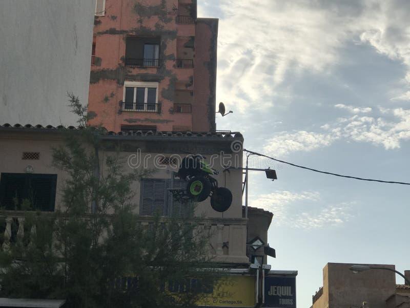 ?sta es ciudad de Palma de Mallorca foto de archivo libre de regalías