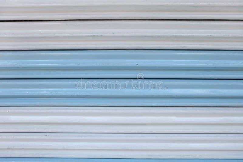Staalachtergronden stock foto