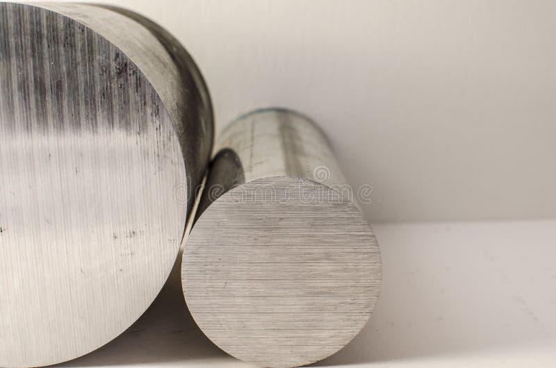 Staalbars stock foto's