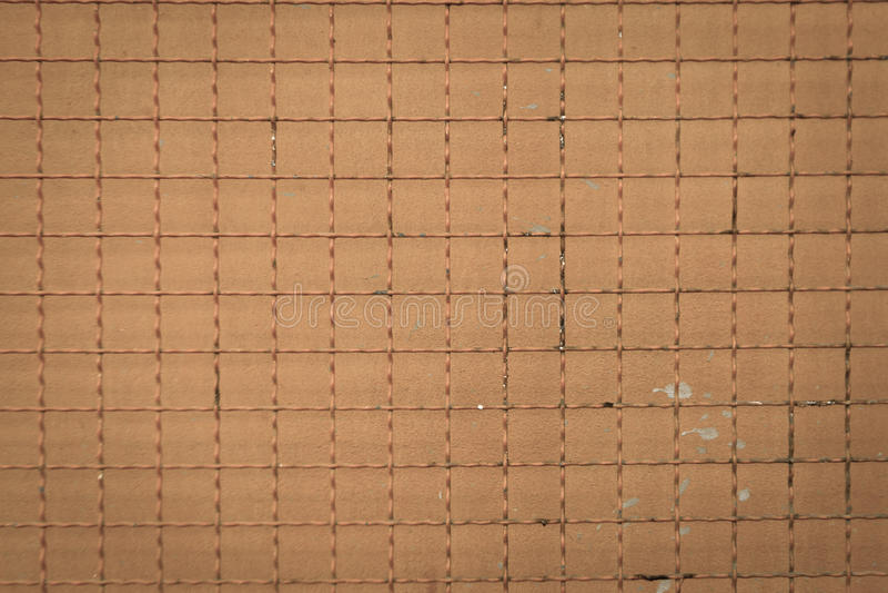 Staalgrating achtergrond, staalnetten royalty-vrije stock fotografie