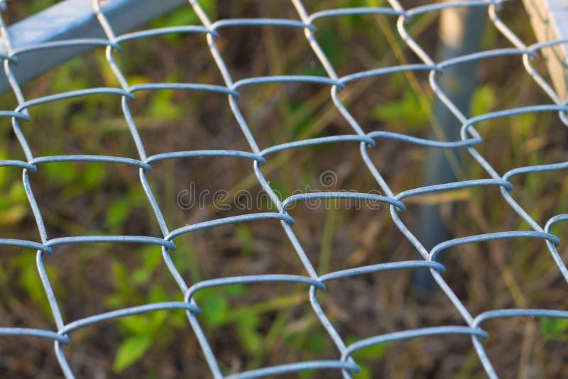 Staalgrating achtergronden royalty-vrije stock foto
